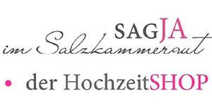 sagJA-Hochzeitsshop Logo